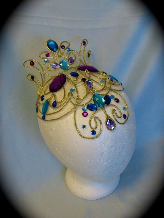Ballet Headpiece by PointeCreations on Etsy, $60.00