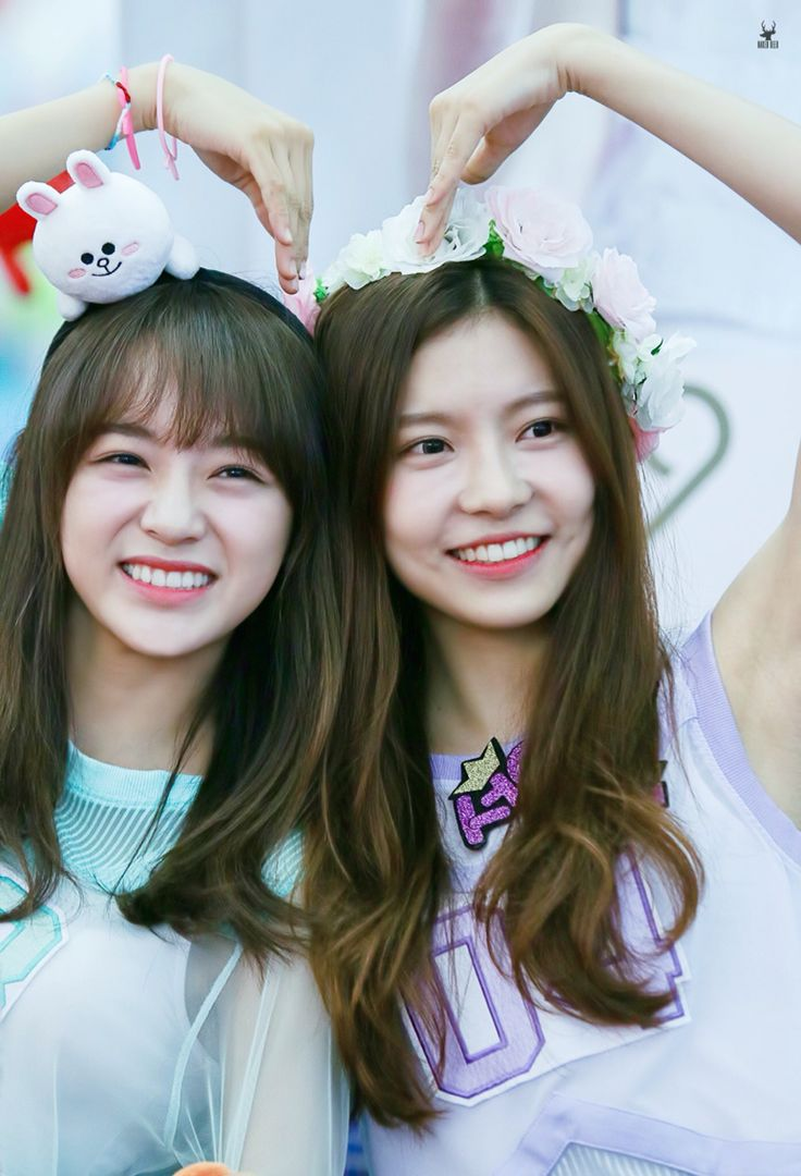 Cutie Sejeong and Nayoung❤️