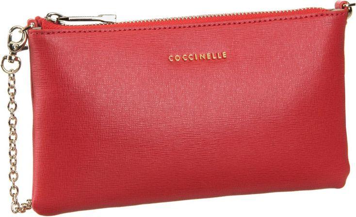Taschenkaufhaus Coccinelle New Best Minibag 15B3 Rosso - Umhängetasche: Category: Taschen & Koffer > Umhängetaschen > Coccinelle…%#Taschen%