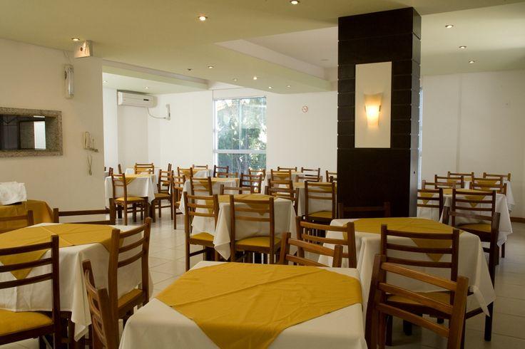 Restaurante para café da manhã. #florianopolis #floripa #canasvieiras #hoteisemflorianopolis #hotelemflorianopolis