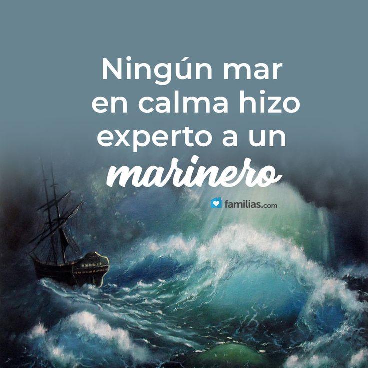 No calm see made an expert a sailor