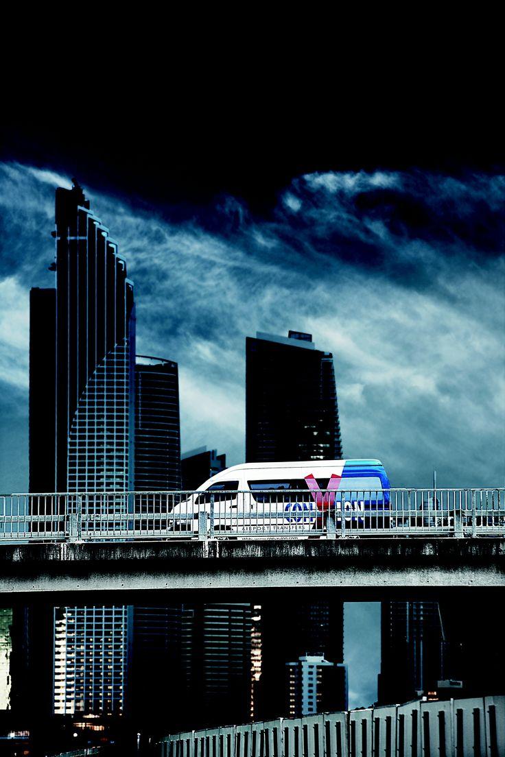 Brisbane inner city transfers from Brisbane Airport's