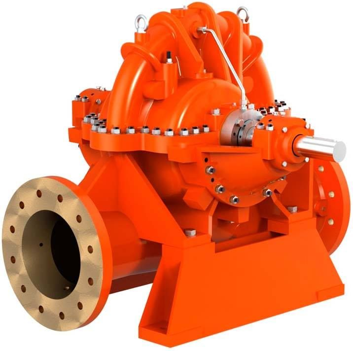 We supply all types of centrifugal pumps for many kinds of liquids.