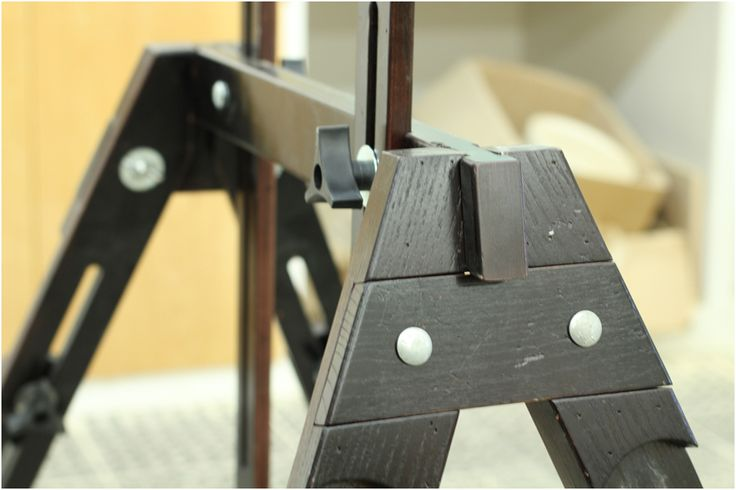 Portable & Adjustable Saw Horse