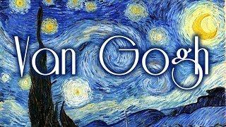 tecnicas de pintura de van gogh - YouTube