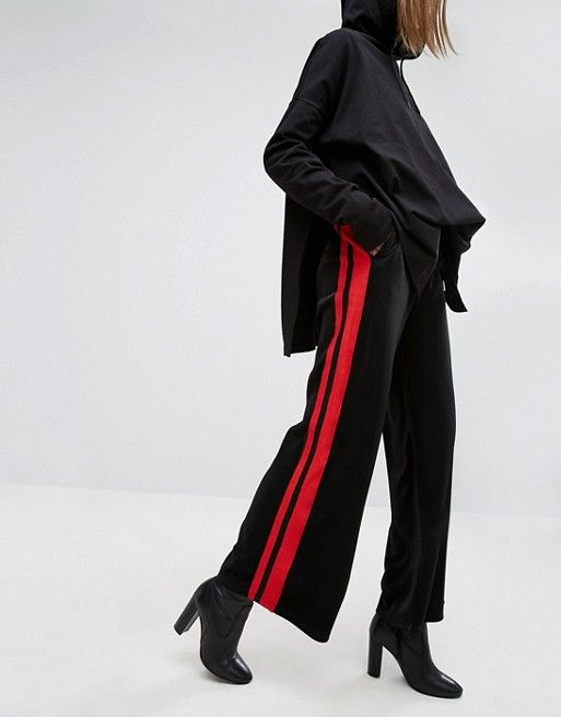 images.asos-media.com products cheap-monday-side-stripe-wide-leg-trousers 7400309-4?$XXL$&wid=513&fit=constrain