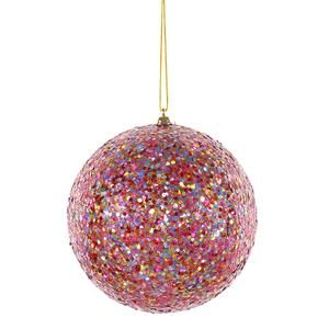 6 inch Multi-Color Sequin-Glitter Ball