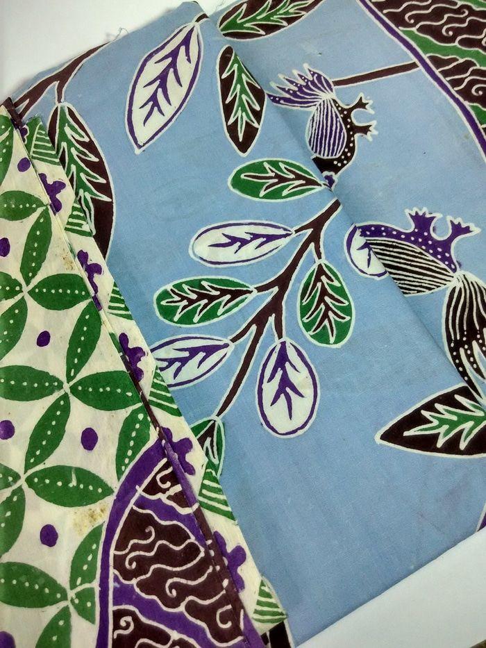Batik tulis kontemporer motif pohon durian Rp. 320.000