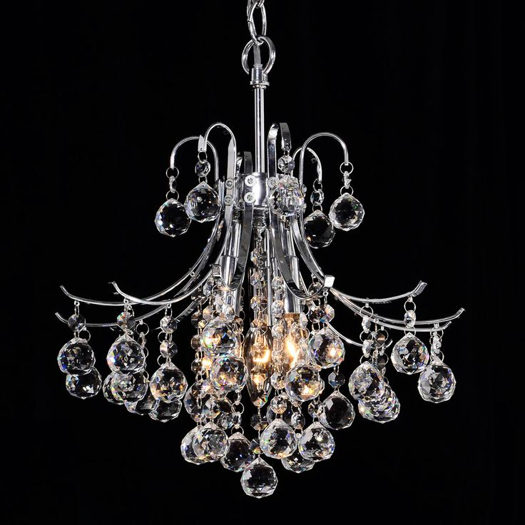 17 best images about chandeliers on pinterest modern chandelier great deals and clear crystal - Can light chandelier ...