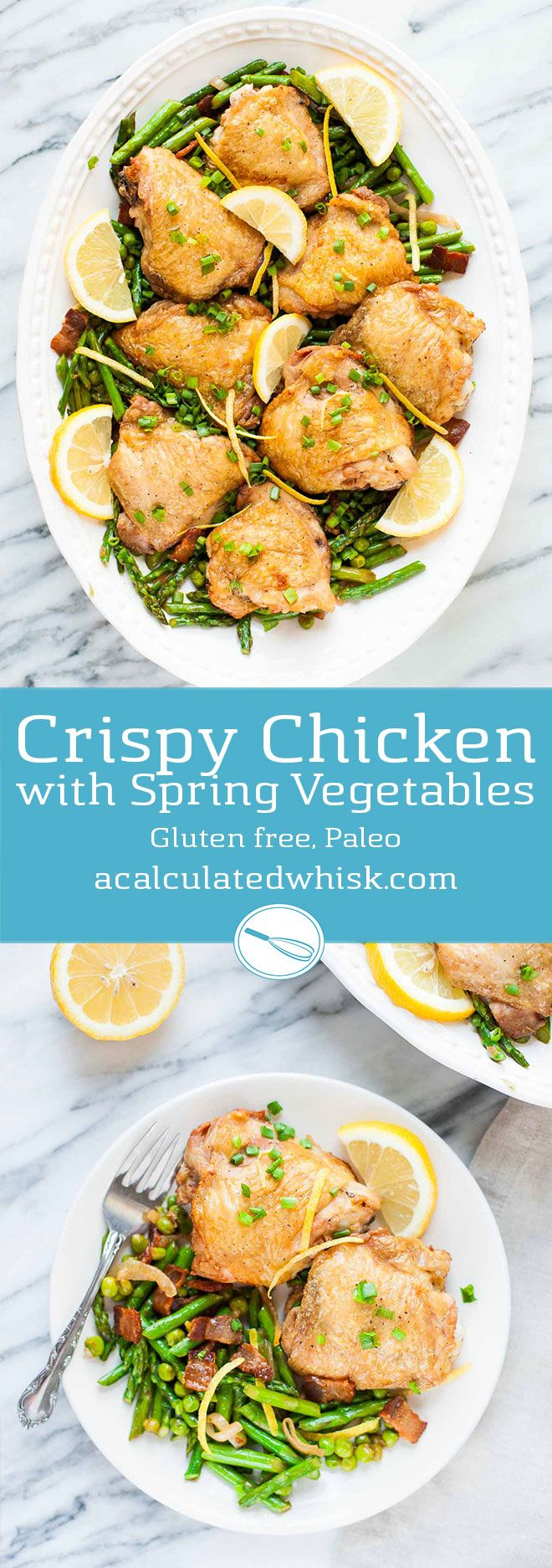 95 best paleo grain free chicken poultry recipes images on crispy chicken with spring vegetables gluten free paleo paleo chicken recipespaleo recipesreal food forumfinder Image collections