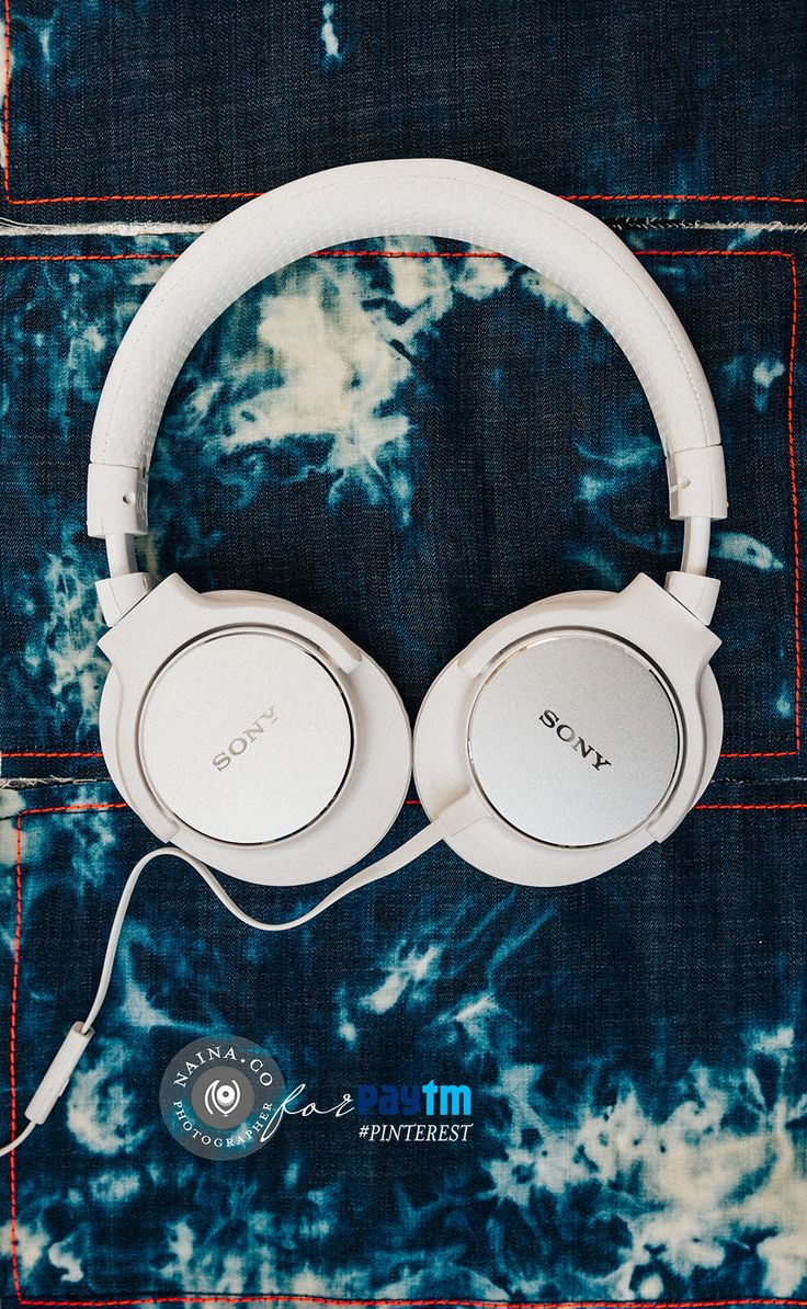 Like beautiful white clouds on your ears! Sony MDR-ZX750AP/W with In-Line Mic and Remote Headset. From the @paytm_official marketplace. https://paytm.com/shop/p/sony-mdr-zx750ap-w-with-in-line-mic-and-remote-high-performance-on-the-ear-wired-headset-cmplxsony_mdr-zx750apwwithin-linemicandremotehighperformance_null_white   The marketplace has tons of other Sony headphones and other brands as well. See here : https://paytm.com/shop/search?q=headphones&brand=2583 #NainaForPayTM #Music