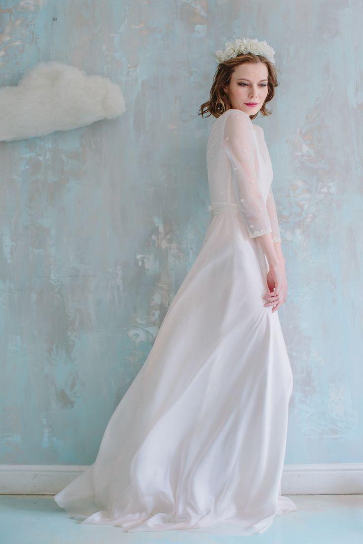 35 best Wedding dress images on Pinterest | Colored wedding dresses ...