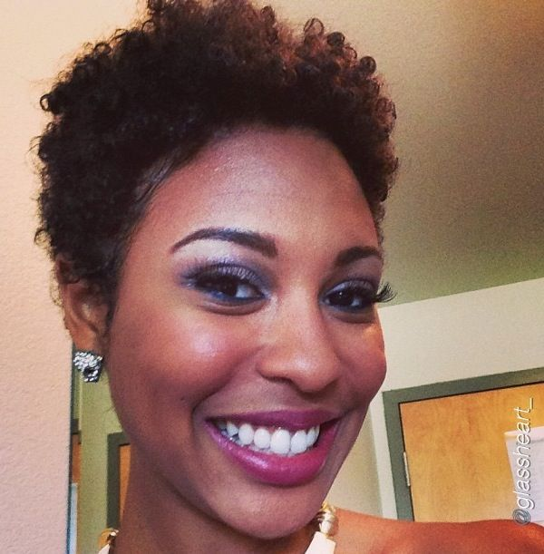 SHORT NATURAL HAIR will be going team natural soon hair Pinterest