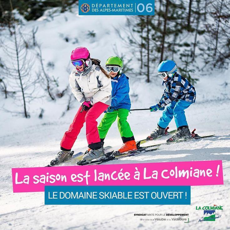 #skis  #snowboard  #LaColmiane !