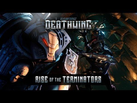 Deathwing - Rise of the Terminators Trailer | MOUSE n JOYPAD