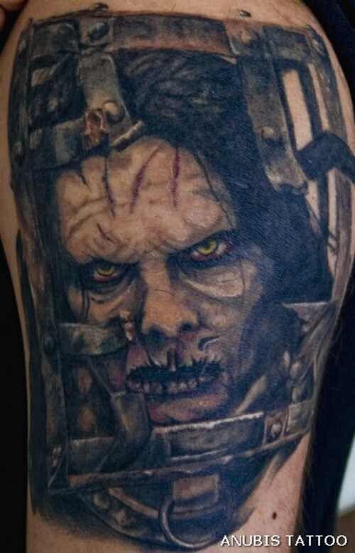 Jackal Head Tattoo 34 best Jackal ...