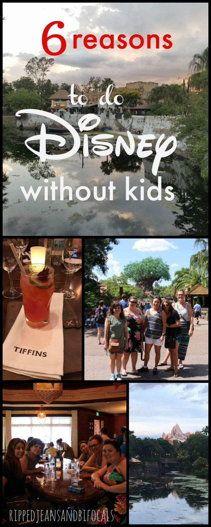 6 Reasons to to Disney without kids|Ripped Jeans and Bifocals  |Disney tips|Disney vacations|Disney's Animal Kingdom|Pandora the World of Avatar|Disney honeymoom|Disneymoon|Avatar flight of passage|Disney ideas|Disney's Animal Kingdom Tips|Disney for adults|Adults only Disney