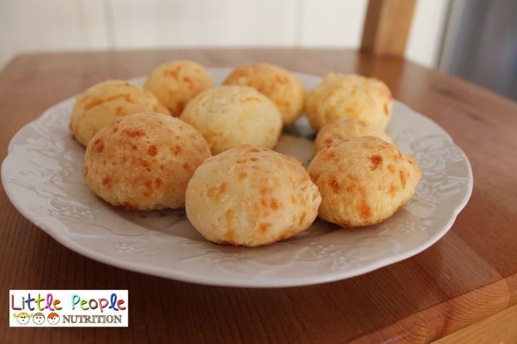 SO good....pao de queijo/cheese bread. Gluten free too!
