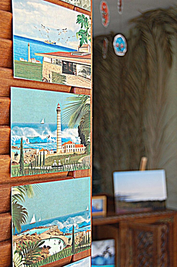 Surf Leça Surf Art Gallery_Leça da Palmeira_Portugal_postcards by Benedita Feijó