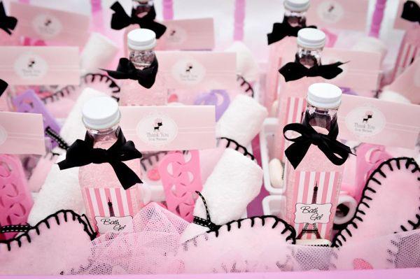 Paris Pamper Party Planning Ideas Supplies Idea Decorations Cake