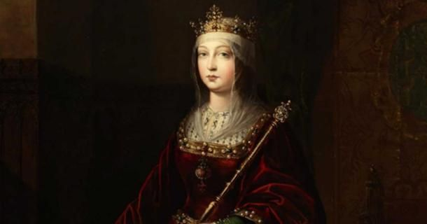 Isabella I was a Queen of Castile and León who lived between the middle of the 15th and the beginning of the 16th centuries. Her reign is notable for a number of important events, including the completion of the Reconquista, the establishment of the Spanish Inquisition, and Christopher Columbus' 1492 voyage, which the monarch supported and financed.