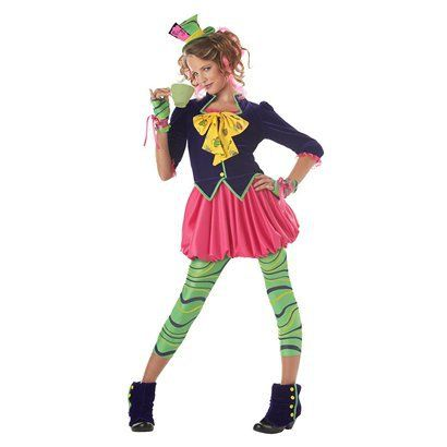 Kids' The Mad Hatter Costume $39.99 from Target