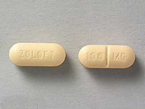 PRODUCT DESCRIPTION  Zoloft (sertraline) is an antidepressant in a group of selective serotonin reuptake inhibitors (SSRIs). Zoloft (Sertraline) affects chemicals in the brain that may be unbalanced in people with depression, panic, anxiety, or obsessive-compulsive symptoms.It's primarily prescribed for major depressive disorder in adult outpatients as well as obsessive-compulsive disorder, panic disorder.