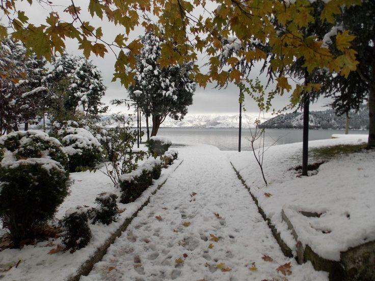 kastoria, Greece  winter 2012
