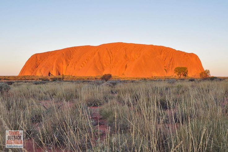 Driving from Alice Springs to Ayers Rock. Most informative info on driving this area!