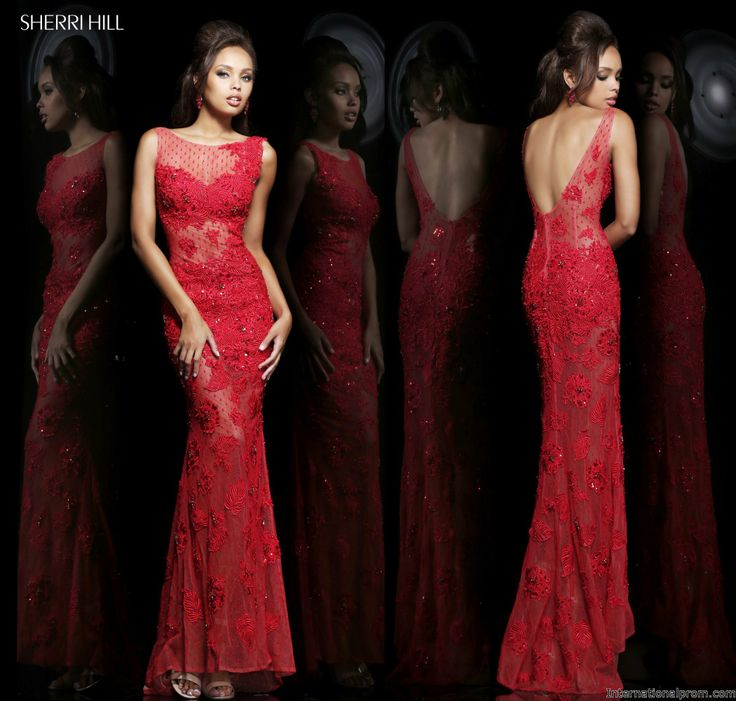 512 best images about Sherri Hill on Pinterest | Sherri hill short ...