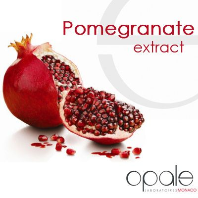 Did you know ? Pomegranate has beneficial effects that have been widely recognized in the East for thousands of years.Enriched with antioxidants and essential fatty acids (Omega 5,6 and 9), the pomegranate improves dermal tissue regeneration and restores the natural moisture balance. It's a precious ally for fighting against signs of aging and wrinkle formation. Find its benefits in Pearl d'Opale.