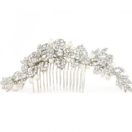 Wendy Louise Designs- Bridal Hair Comb