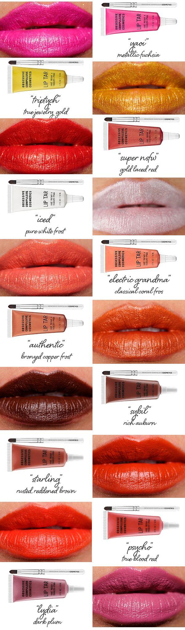 Lip Slay Red Lip Set by Illamasqua #19