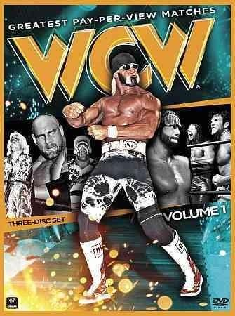 WCW PPV Matches