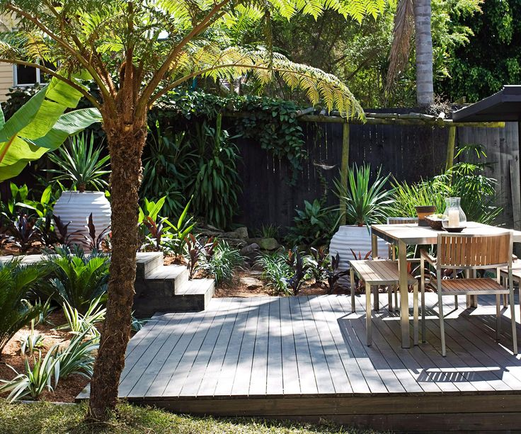 James Treble shares four simple steps to keep your deck looking divine.
