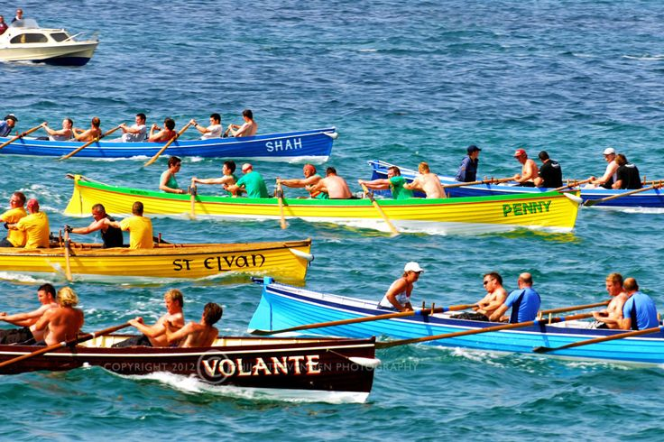Scilly gig racing