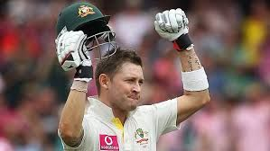 """Michael John Clarke is a professional Australian cricketer and captain of the Australian cricket team for both Test and ODI cricket. Nicknamed """"Pup"""", he is a right-handed middle-order batsman, and an occasional left-arm orthodox spin bowler."""