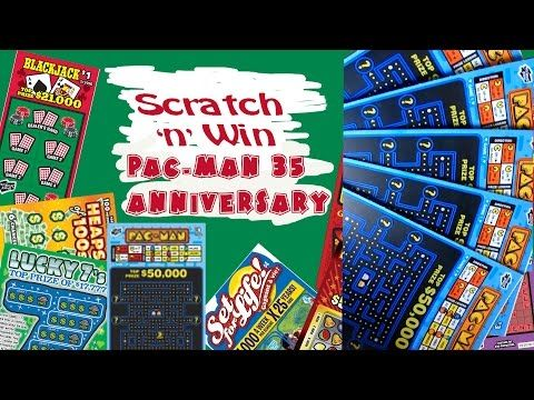 Scratch n Win Intro - YouTube