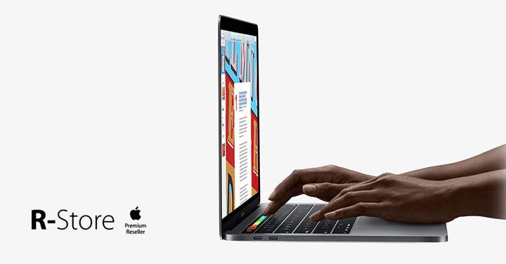 I nuovi MacBook Pro sono — letteralmente — un concentrato di tecnologia ed innovazione.