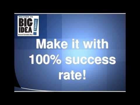Do you know Big Idea MasterMind?   Do you know why join to Big Idea MasterMind?  http://www.bigideamastermindtoday.com