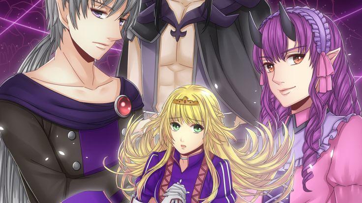 Mizari Loves Company - Otome Visual Novel-RPG project video thumbnail