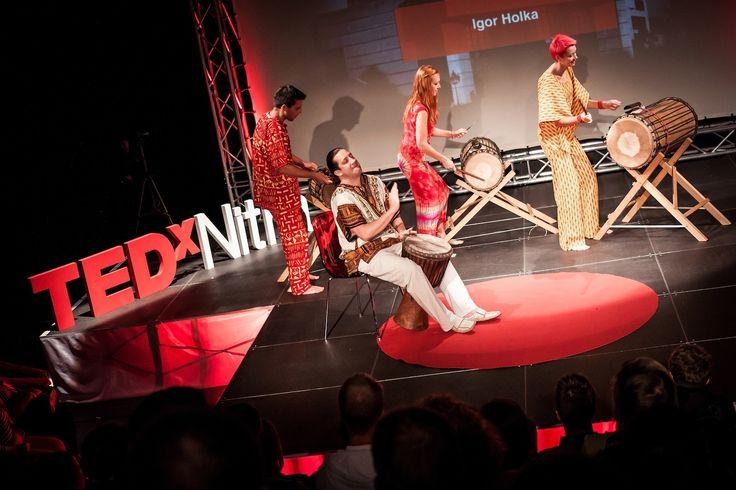 Afro Campana @ TEDxNitra 2013