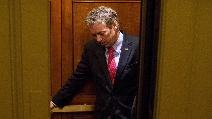 Kentucky Sen. and Republican presidential candidate Rand Paul has said the USA Freedom Act doesn't go far enough in reforming U.S. surveillance programs. / USA Freedom Act Shifts the Surveillance Game - Politics - CBN News - Christian News 24-7 - CBN.com: http://www.cbn.com/cbnnews/politics/2015/June/USA-Freedom-Act-Shifts-the-Surveillance-Game/#.VXCb8OJ2pnc.twitter