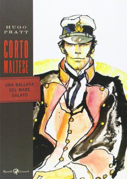 Corto Maltese. Una ballata del mare salato, di Hugo Pratt.