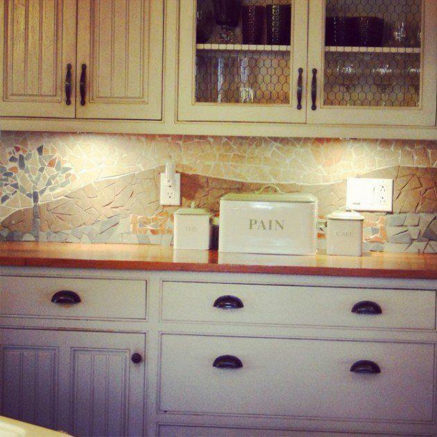 Kitchen Backsplash Inexpensive Ideas