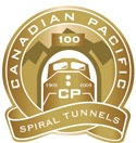 Canadian Pacific, Spiral Tunnels, 1909 - 2009