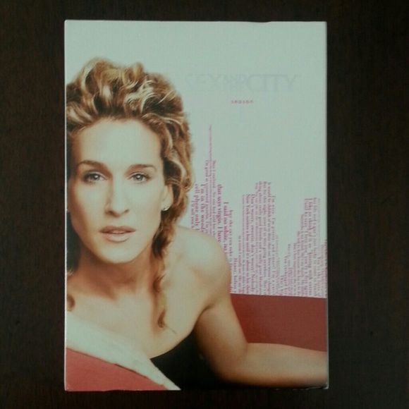Sex and the City 1-6 Season DVD set Sex and the City Seasons 1-6 DVD set, like new condition Other