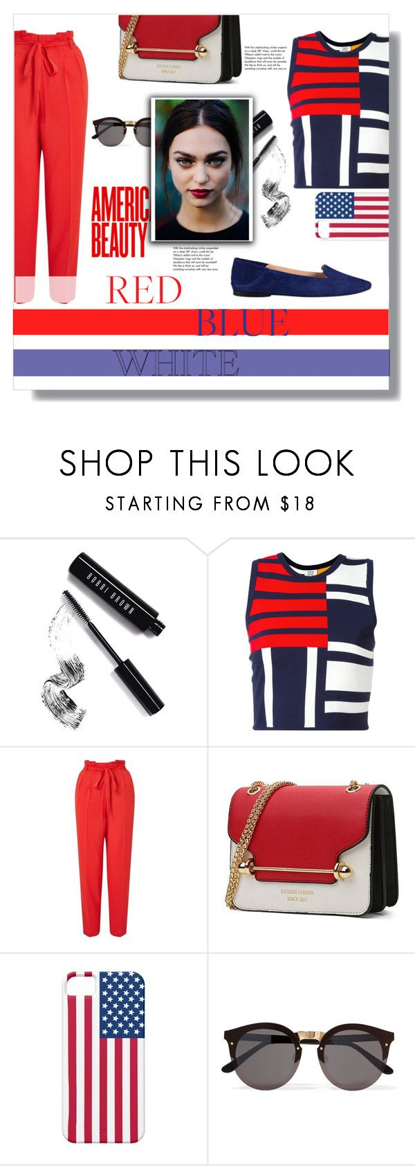 """""""Bez naslova #125"""" by jane-cupacake ❤ liked on Polyvore featuring Tiffany & Co., Bobbi Brown Cosmetics, Tommy Hilfiger, Miss Selfridge, Illesteva and Sigerson Morrison"""