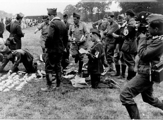 Французские пленные. Жратва, питье, пиво, медицина и уход