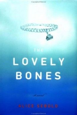 The Lovely Bones is a novel by author Alice Sebold. Published in 2002, it is an unusual  coming of age story (Bildungsroman) as the main character is dead but continues an existence in an afterlife.